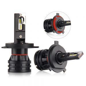 kit led ventile h4