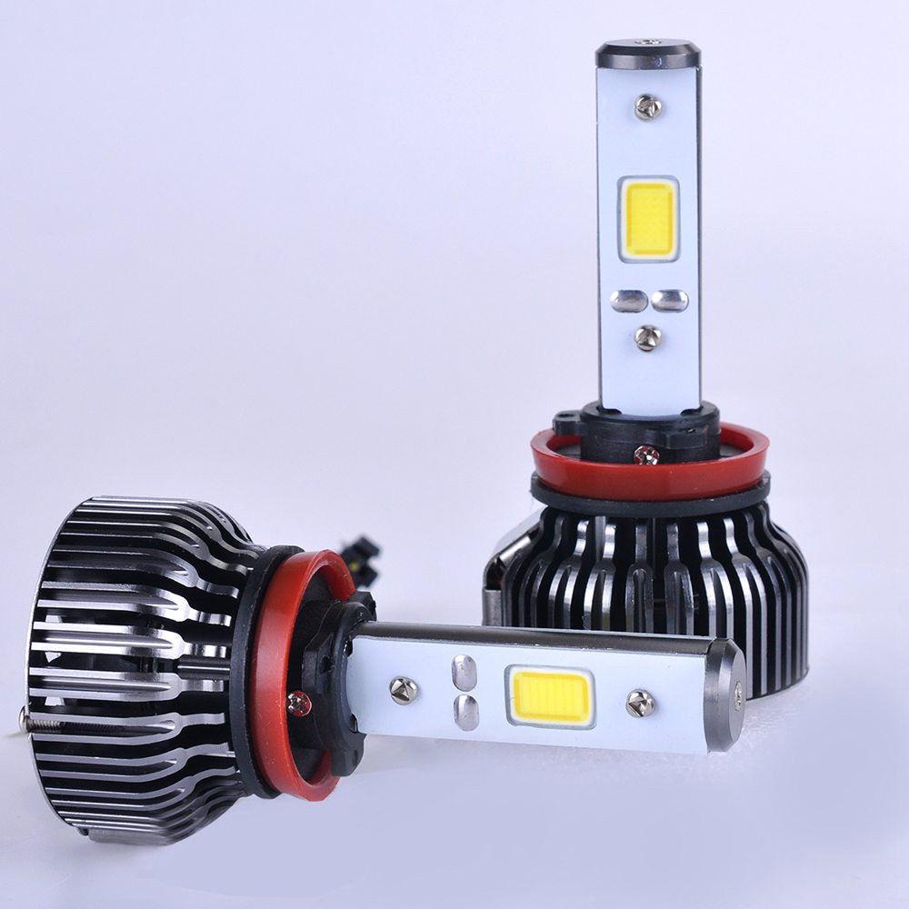 h8 h9 h11 pack leds ventil 80w led lighting. Black Bedroom Furniture Sets. Home Design Ideas
