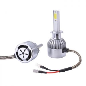 kit ampoule led h1