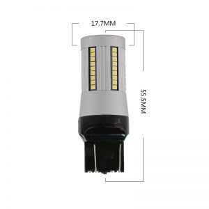 T20 Ampoule led dimension
