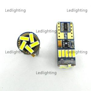 w5w t10 led camion