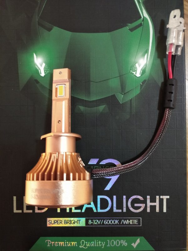h1 led haute performance