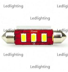 c5w led 31mm camion voiture