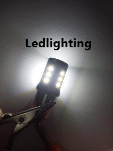 r5w led blanche