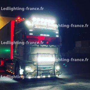 h1 h7 led camion 24V